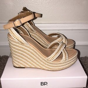 BP wedges